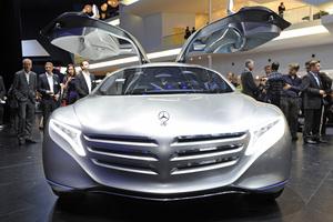 Mercedes F125 από το μέλλον!