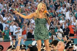 Σε απίστευτη φόρμα η Fergie
