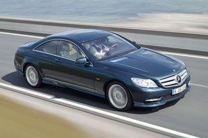 Η Mercedes ετοιμάζει την ανοικτή CL-Class