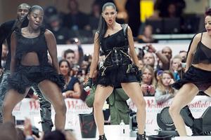 H Nicole Scherzinger καθήλωσε τους θαυμαστές της