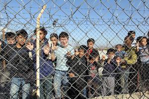 Συγκέντρωση στην Κομοτηνή για τα κέντρα μεταναστών