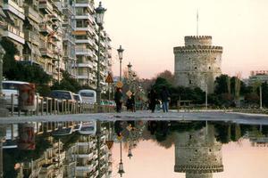 Η Θεσσαλονίκη γεμίζει πάρκα