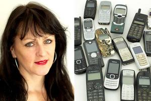 Μια ολόκληρη ζωή αποθηκευμένη στο κινητό της