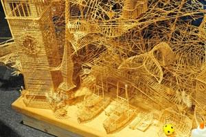 Ένα ιδιότυπο μοντέλο του Σαν Φρανσίσκο