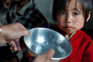 Σοβαρό κίνδυνο υποσιτισμού αντιμετωπίζει η Β. Κορέα