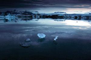 Η μαγεία των πάγων που λιώνουν