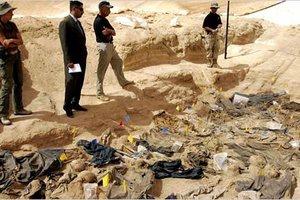 Ομαδικός τάφος σε στρατόπεδο του Αφγανιστάν