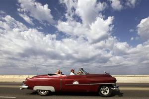 Τα αυτοκίνητα της Κούβας