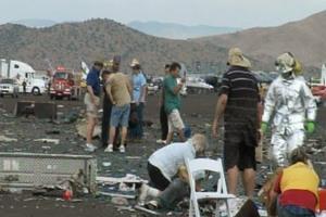 Τρεις νεκροί και 54 τραυματίες στην αεροπορική επίδειξη