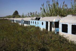 Το τρένο της μεγάλης κλοπής