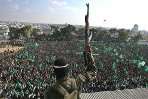 Νέες απειλές από Χαμάς