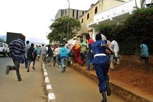 Μακελειό σε μπαρ στο Μπουρούντι της Αφρικής