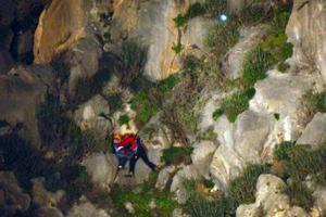 Σε εξέλιξη επιχείρηση διάσωσης ορειβάτη στα Τζουμέρκα