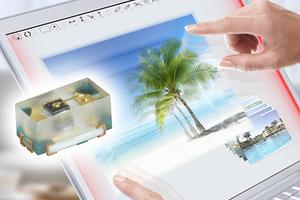 Νέα τεχνολογία φέρνει ακόμα πιο λεπτές οθόνες αφής