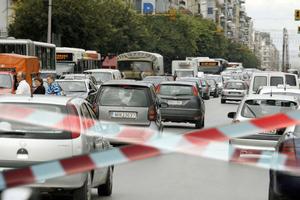 Kυκλοφοριακές ρυθμίσεις σε περιοχές της Αθήνας
