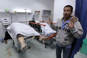 Τουλάχιστον 25 χιλ. νεκροί από τις συγκρούσεις στη Λιβύη