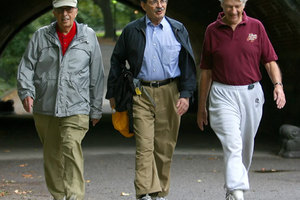 Μειωμένη η ικανότητα λήψης αποφάσεων στους ηλικιωμένους