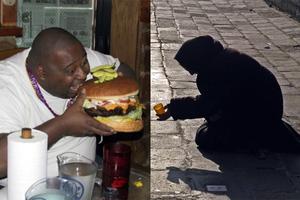 Περισσότεροι οι παχύσαρκοι από τους υποσιτιζόμενους