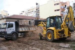 Κατεδάφιση αυθαίρετων κτισμάτων στην Αχαΐα