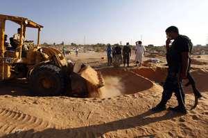 Ομαδικός τάφος βρέθηκε στη Λιβύη