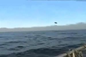 Ιταλός ψαράς ισχυρίζεται ότι «ψάρεψε» UFO