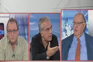 «Τα φοροδοτικά όρια της ελληνικής κοινωνίας έχουν εξαντληθεί»