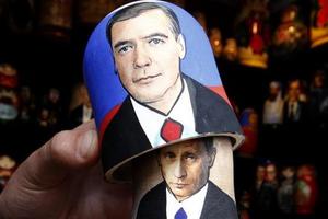 Κάλπες το Μάρτιο στη Ρωσία