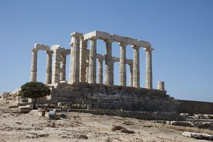 Αλλάζει όψη το φυλάκιο στον αρχαιολογικό χώρο του Σουνίου
