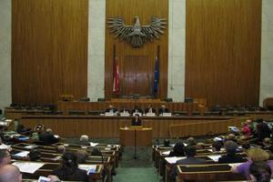 Η αυστριακή Βουλή ψηφίζει για τον ESFP