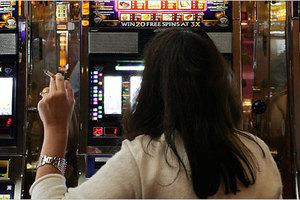 Χώροι καπνιζόντων σε καζίνο και νυχτερινά κέντρα
