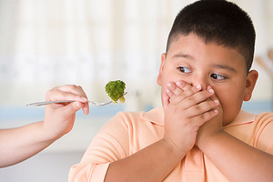Υπέρβαροι γονείς κάνουν υπέρβαρα παιδιά
