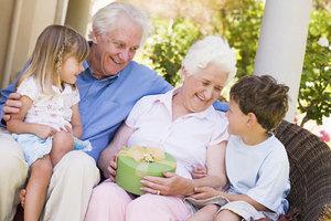 Η φροντίδα των εγγονιών νικά το Αλτσχάιμερ