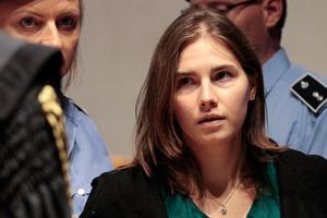 «Διατριβή»... αυτοκτονίας έκανε στη φυλακή η Αμάντα Νοξ