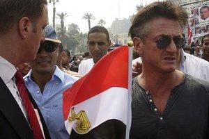 Στη Λιβύη ο Σον Πεν