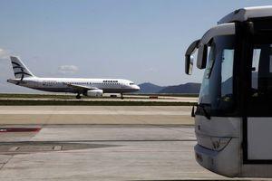 Ματαιώσεις πτήσεων λόγω απεργίας των ελεγκτών