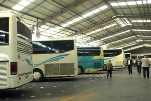 Γυναίκα έδειρε επιβάτη σε λεωφορείο επειδή έβριζε