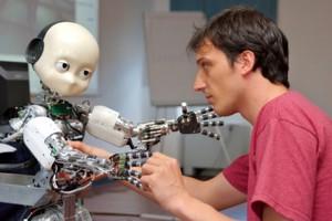 Ρομπότ αντιδρά όπως ένα τρίχρονο παιδί!