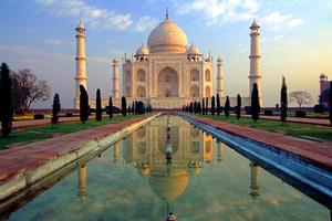Αντίγραφο του Ταζ Μαχάλ στο… Ντουμπάι