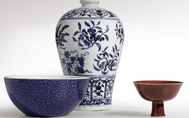 Τιμή-ρεκόρ για βάζο της δυναστείας Ming
