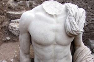 Βρέθηκε άγαλμα στην Επίδαυρο