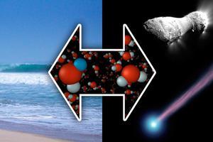 Οι θάλασσες της Γης «έπλεαν» στο διάστημα!