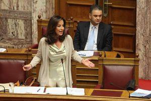 Διαμαντοπούλου: Κυβέρνηση εθνικής ευθύνης