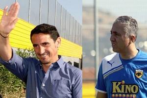 Adios Manolo. Καλώς ήρθες Νίκο…