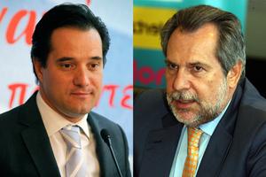 Γεωργιάδης: «Δεν ξέρετε τι σας γίνεται κύριε Παπουτσή»