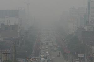 Η ρύπανση επηρεάζει τις έγκυες