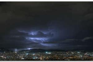 Ισχυρές καταιγίδες στη Δυτική Ελλάδα