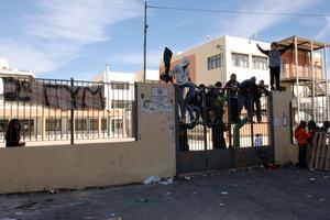 Υπό κατάληψη το σχολικό συγκρότημα στη Τρίπολη