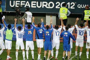 Η πορεία της Ελλάδας για τα τελικά του Euro 2012