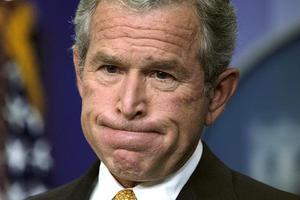 Συλλάβετε τον Τζορτζ Μπους!