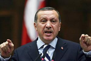 Ο Ερντογάν επικρίνει την ένταξη της Κύπρου στην ΕΕ